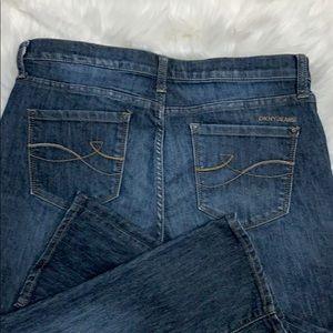 DKNY Jeans size 12 petite bootcut.